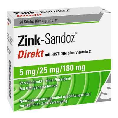 Zink Sandoz Direkt Beutel  bei apo-discounter.de bestellen