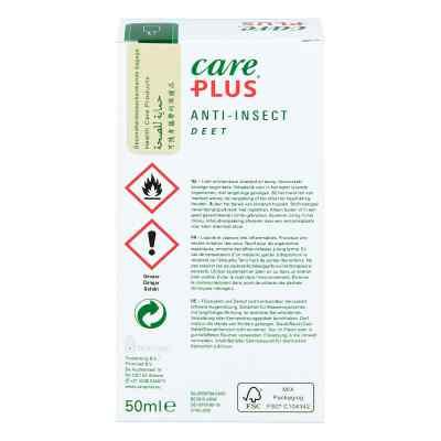Care Plus Deet Anti Insect Lotion 50%  bei apo-discounter.de bestellen