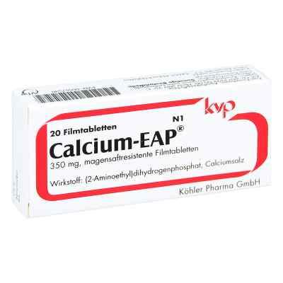 Calcium Eap magensaftresistente Tabletten  bei apo-discounter.de bestellen