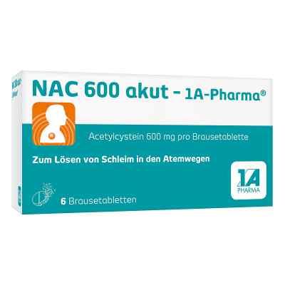 NAC 600 akut-1A Pharma