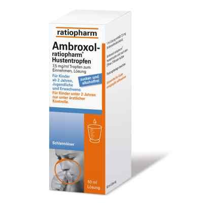 Ambroxol-ratiopharm Hustentropfen  bei apo-discounter.de bestellen