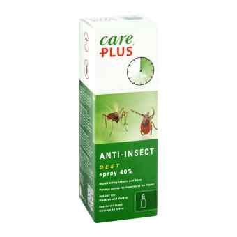 Care Plus Deet Anti Insect Spray 40%  bei apo-discounter.de bestellen