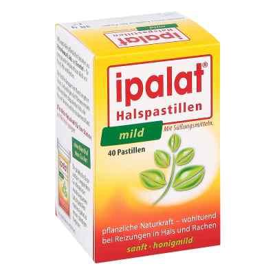 Ipalat Halspastillen mild  bei apo-discounter.de bestellen