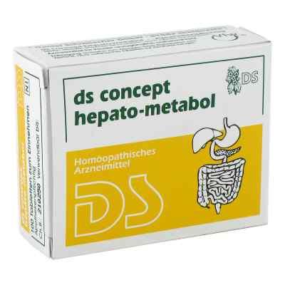 Ds Concept Hepato Metabol Tabletten  bei apo-discounter.de bestellen