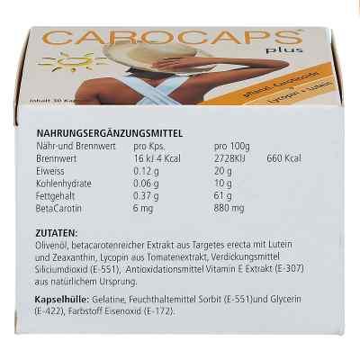 Carocaps 100 Plus Kapseln  bei apo-discounter.de bestellen