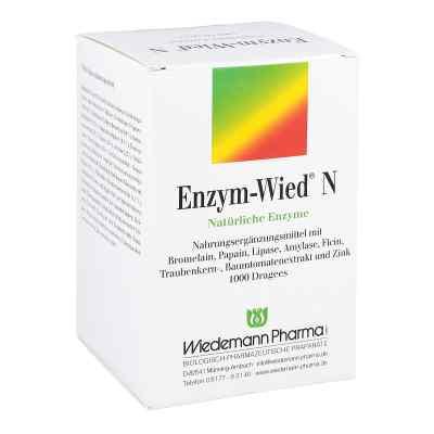 Enzym Wied N Dragees  bei apo-discounter.de bestellen