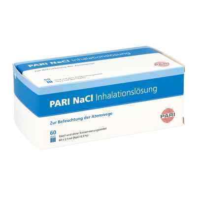 Pari Nacl Inhalationslösung Ampullen  bei apo-discounter.de bestellen