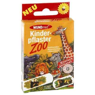 Kinderpflaster Zoo 2 Grössen  bei apo-discounter.de bestellen