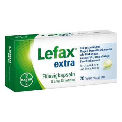 Lefax extra Flüssig Kapseln