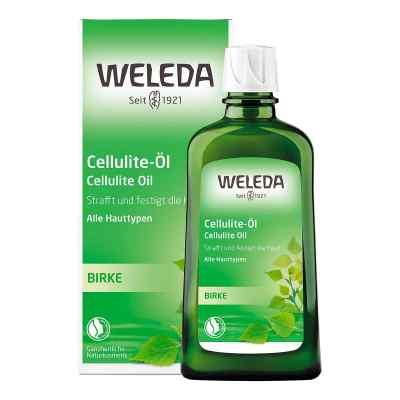 Weleda Birken Cellulite-Öl  bei apo-discounter.de bestellen