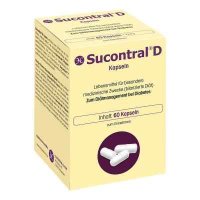 Sucontral D Diabetiker Kapseln  bei apo-discounter.de bestellen