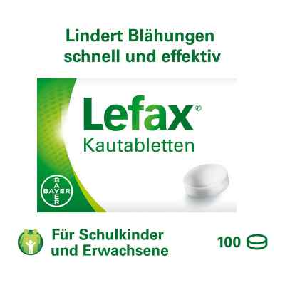Lefax Kautabletten  bei apo-discounter.de bestellen
