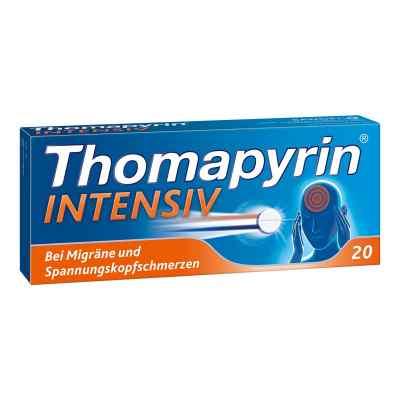 Thomapyrin INTENSIV bei Migräne & Kopfschmerzen  bei apo-discounter.de bestellen