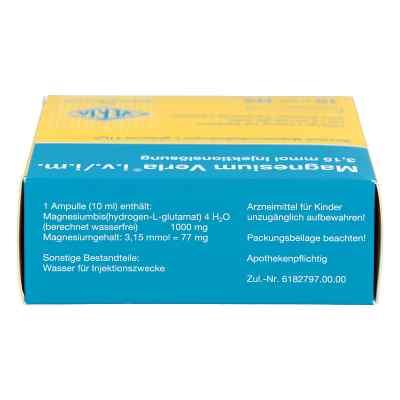 Magnesium Verla intravenös /i.m. Injektionslösung  bei apo-discounter.de bestellen
