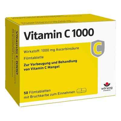 Vitamin C1000 Filmtabletten  bei apo-discounter.de bestellen