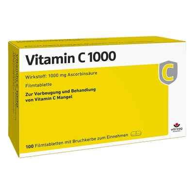 Vitamin C 1000 Filmtabletten  bei apo-discounter.de bestellen