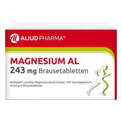 Magnesium Al 243 mg Brausetabletten