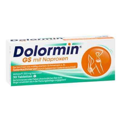 Dolormin GS mit Naproxen  bei apo-discounter.de bestellen