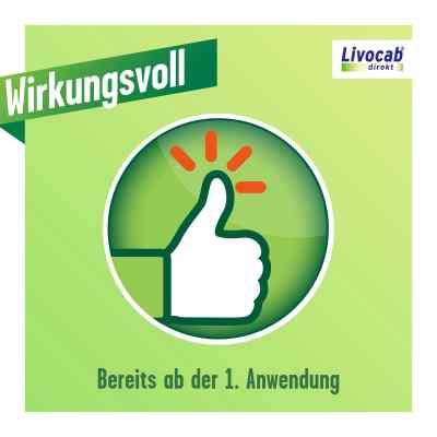 Livocab direkt Kombi bei Allergie - Augentropfen & Nasenspray, 4  bei apo-discounter.de bestellen