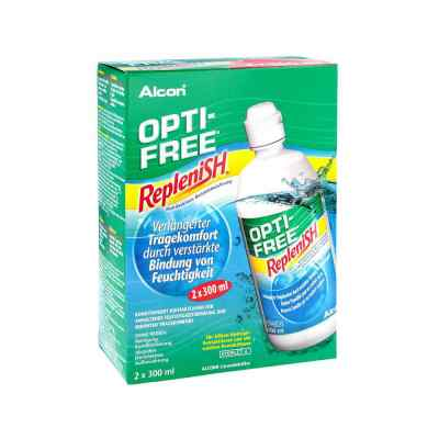Optifree Replenish Lösung  bei apo-discounter.de bestellen