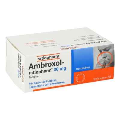 Ambroxol-ratiopharm 30mg Hustenlöser  bei apo-discounter.de bestellen
