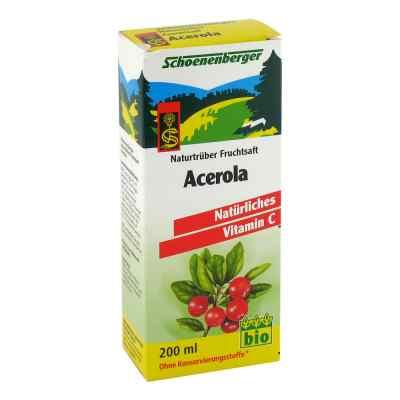 Acerola Saft Schoenenberger  bei apo-discounter.de bestellen