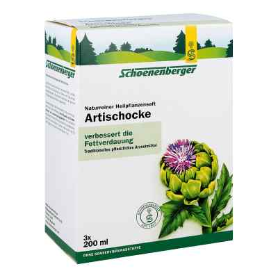 Artischockensaft Schoenenberger  bei apo-discounter.de bestellen