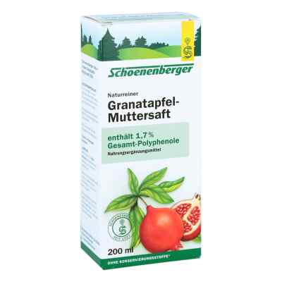 Granatapfel Muttersaft Schoenenberger  bei apo-discounter.de bestellen