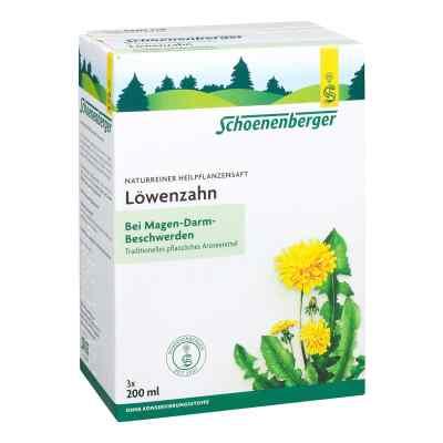 Löwenzahn Saft Schoenenberger Heilpflanz.säfte  bei apo-discounter.de bestellen