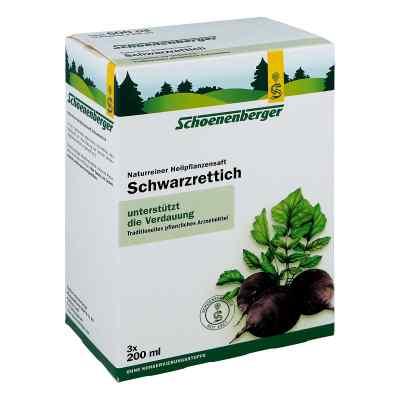 Schwarzrettichsaft Schoenenberger  bei apo-discounter.de bestellen