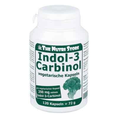 Indol 3 Carbinol 250 mg Vegitarische Kapseln  bei apo-discounter.de bestellen