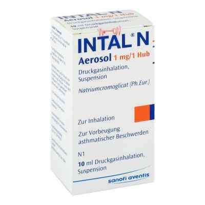 Intal N Aerosol 1mg/Hub  bei apo-discounter.de bestellen