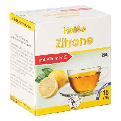 Heisse Zitrone + Vitamin C Beutel  Pulver  bei apo-discounter.de bestellen