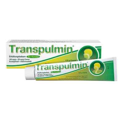 Transpulmin Erkältungsbalsam für Kinder  bei apo-discounter.de bestellen