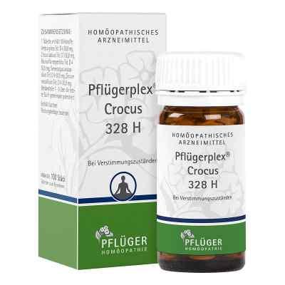 Pflügerplex Crocus 328 H Tabletten  bei apo-discounter.de bestellen