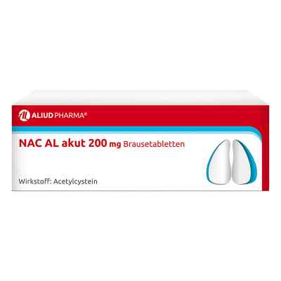 NAC AL akut 200mg