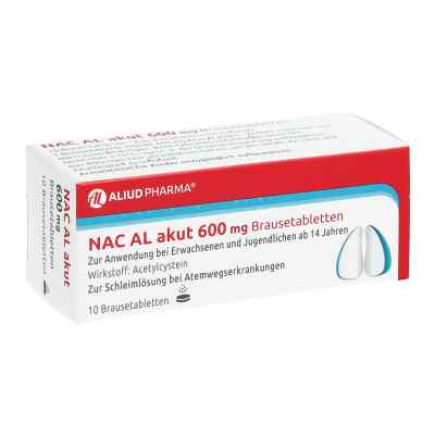 NAC AL akut 600mg