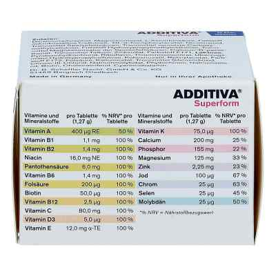 Additiva Superform Filmtabletten  bei apo-discounter.de bestellen