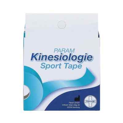 Kinesiologie Sport Tape 5 cmx5 m blau  bei apo-discounter.de bestellen