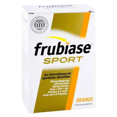 Frubiase Sport Brausetabletten