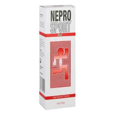 Neprosport Creme rot  bei apo-discounter.de bestellen