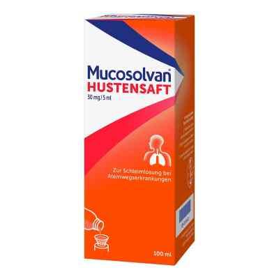 Mucosolvan Hustensaft 30mg/5ml  bei apo-discounter.de bestellen