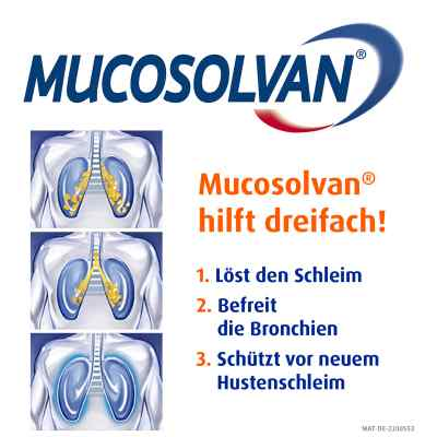 Mucosolvan Filmtabletten 60mg leicht schluckbar bei Husten  bei apo-discounter.de bestellen