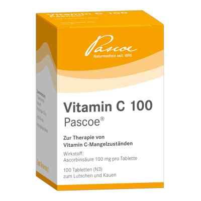 Vitamin C100 Pascoe Tabletten  bei apo-discounter.de bestellen