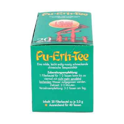 Pu Erh Tee Filterbeutel  bei apo-discounter.de bestellen