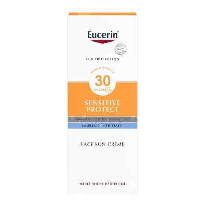 Eucerin Sun Sensitive Protect Face Creme LSF 30  bei apo-discounter.de bestellen