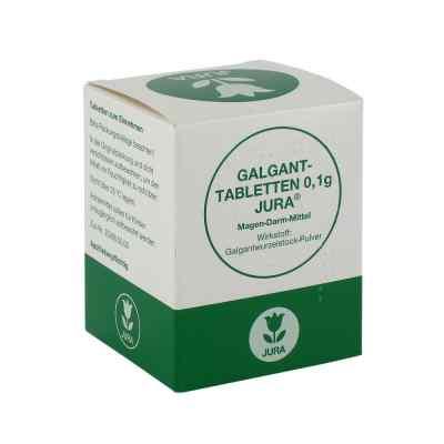 Galganttabletten 0,1 g Jura  bei apo-discounter.de bestellen