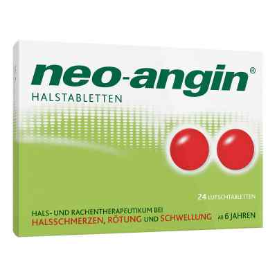 Neo-Angin Halstabletten  bei apo-discounter.de bestellen