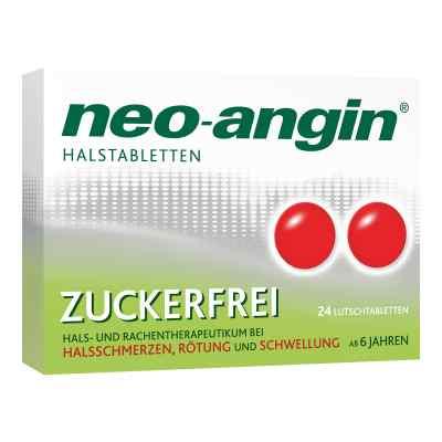 Neo-Angin Halstabletten zuckerfrei  bei apo-discounter.de bestellen