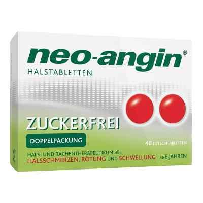 Neo-Angin Halstabletten zuckerfrei  bei bioapotheke.de bestellen